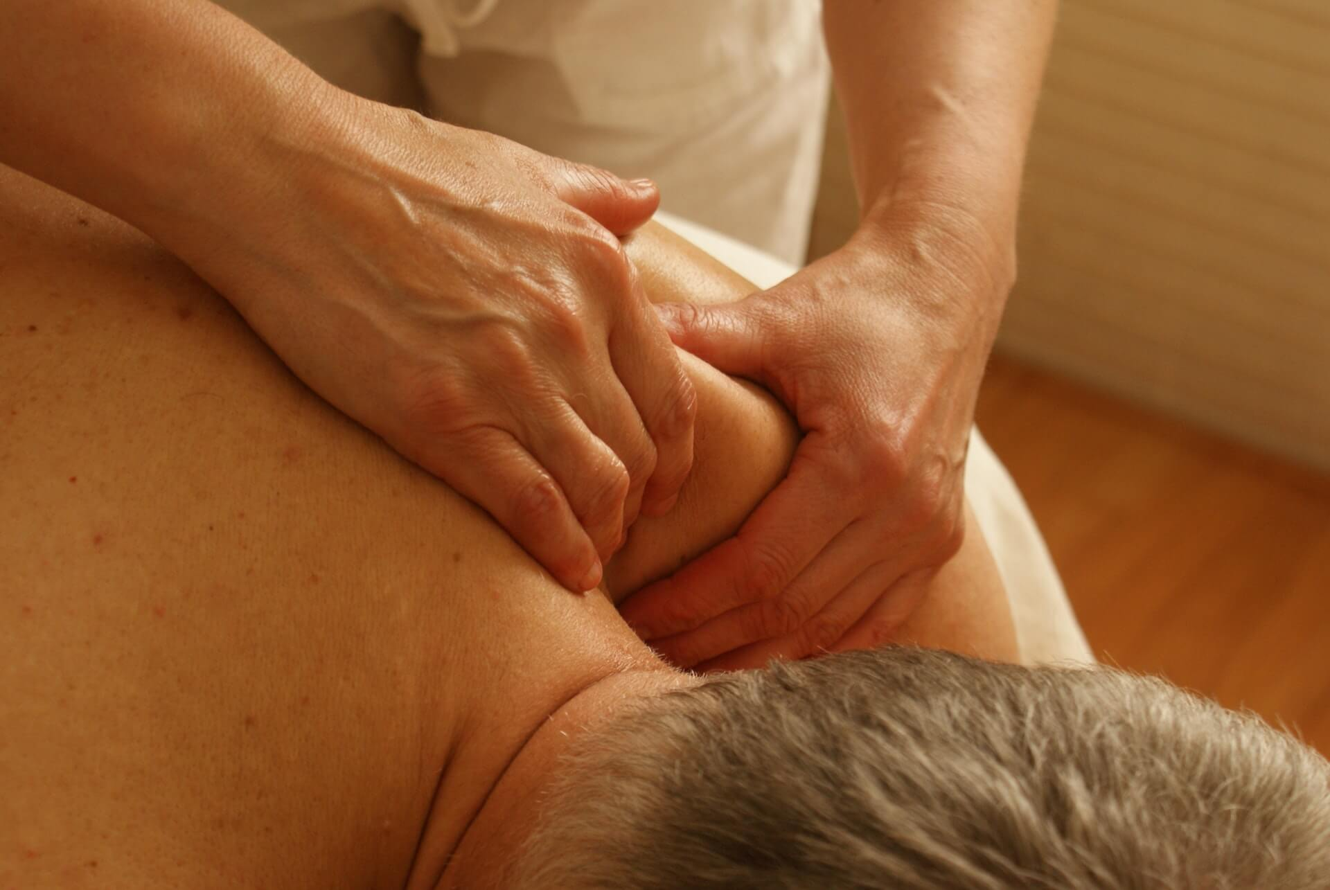 sports-massage therapy